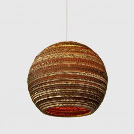 Suspension Ball ronde en carton 36 cm