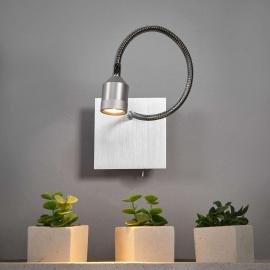 Applique polyvalente LED Lovi avec bras flexible