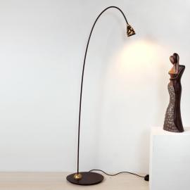 Lampadaire Alice à 1 lampe