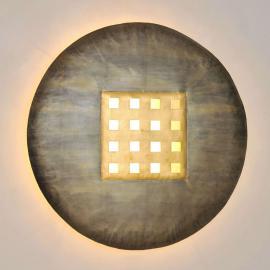 Applique innovante Disque Large Bronze