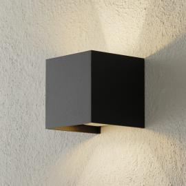 Applique d'extérieur LED SIRI 44 aspect graphite