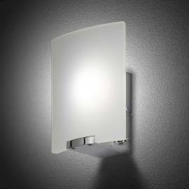 Applique LED matifiée Luis
