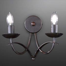 Applique à deux lampes Hannes