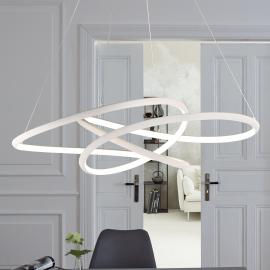 Suspension LED Galaxy décorative longueur 91 cm