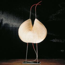 Lampe à poser originale Poul Poul en papier
