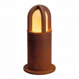 Luminaire pour socle maritime RUSTY CONE 40