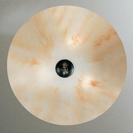 Plafonnier Dana, 2 ampoules, 39 cm