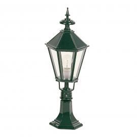 Luminaire pour socle Edinburgh vert