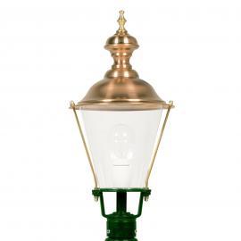 Luminaire pour socle M29 vert