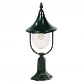 Luminaire pour socle Venetie vert
