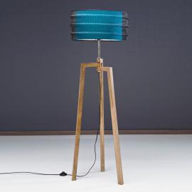Lampadaire Wire Tripod à trois pieds