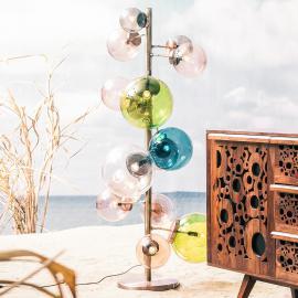 Lampadaire Balloon à billes d'acrylique