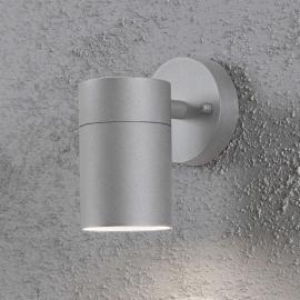 Applique extérieure NEW MODENA grise à 1 lampe