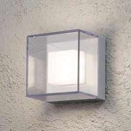 Applique d'extérieur LED transparente Sanremo IP54