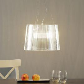 Kartell Gè suspension LED, transparent