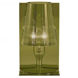 Kartell Take lampe à poser, vert olive
