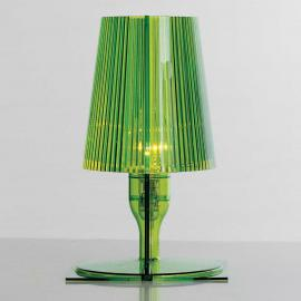 Kartell Take lampe à poser, vert
