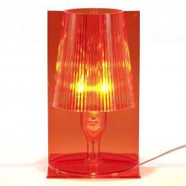 Kartell Take lampe à poser, orange