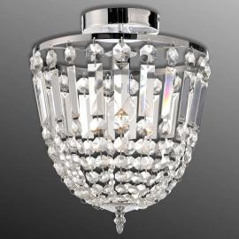 Plafonnier cristal Kamea
