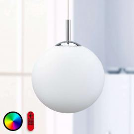 Élégante suspension LED RGB Lola-Bolo Ø 40 cm