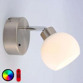 Applique LED Lola-Lotta avec différentes couleurs