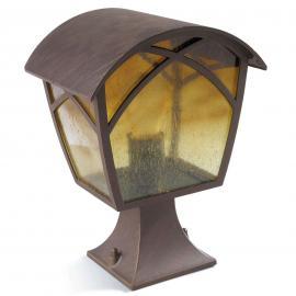 Luminaire pour socle rustique ALBA