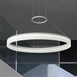 Suspension moderne LED CIRC 80 cm