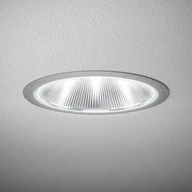 Downlight enc. LED Flixx Flat 300 Round 85° 11W