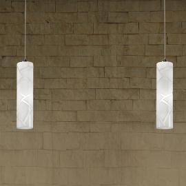 Suspension Boheme à 2 lampes