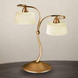 Lampe à poser Alessio à 2 lampes