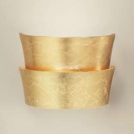 Applique à l'éclat doré Oriana