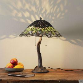 Lampe à poser Jamaica style Tiffany