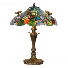 Lampe à poser Australia style Tiffany