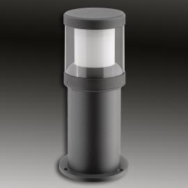 Luminaire pour socle LED revêtu poudre Levent IP65