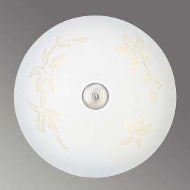 Plafonnier LED à motif Solara 43 cm