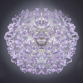 Magnifique suspension LILLA Boule, 115 cm
