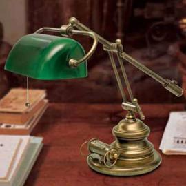 Lampe à poser ancienne Bellevillede