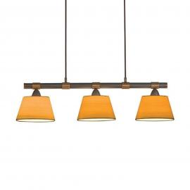 Suspension LIVING TABLE à 3 lampes