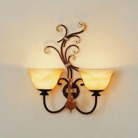 Applique à deux lampes Florence
