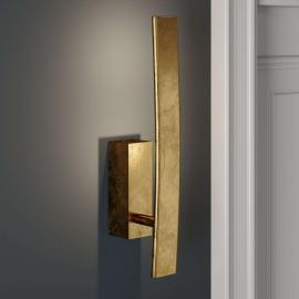 Applique LED Xalu dorée