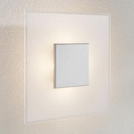 Plafonnier LED Lole en verre à intensité variable