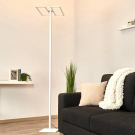 Lampadaire LED Cona avec variateur intégré