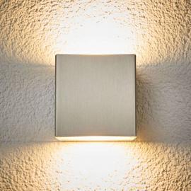 Applique d'extérieur LED de qualité Jana en inox