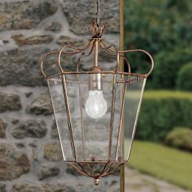 Superbe suspension FALOTTA style lanterne, 1 lampe