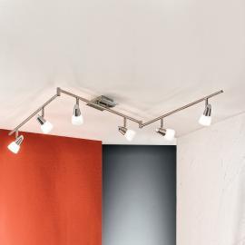Plafonnier flexible MIRTEL - 6 lumières