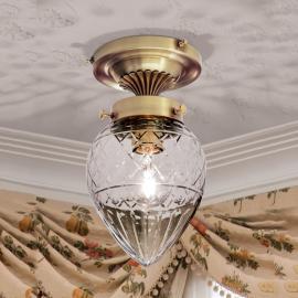 Petit plafonnier ENNA, 1 lumière
