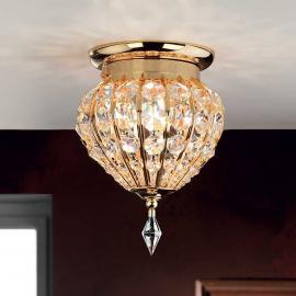 Plafonnier cristal MOSKVA, 17 cm