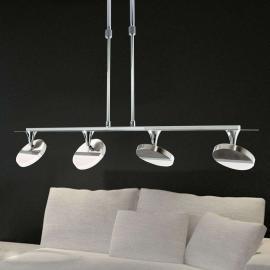Suspension LED Jenaro à hauteur ajustable