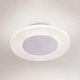 Plafonnier LED Karia rond, 20 cm