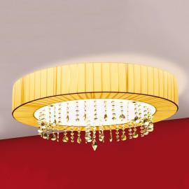 Plafonnier Saturn diamètre 90 cm hauteur 26 cm